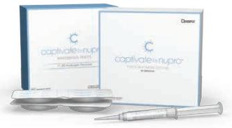 Image for Captivate Pre-Filled Whitening Trays
