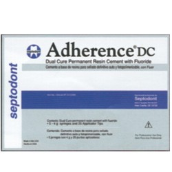 Image for Adherence Dual Cure