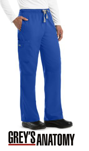 Image for Grey's Anatomy Men's Pant #0212