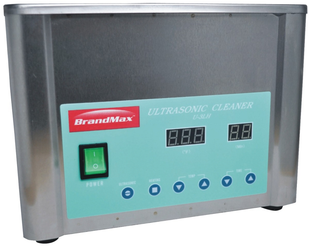 Image for Brandmax Ultrasonic Cleaners