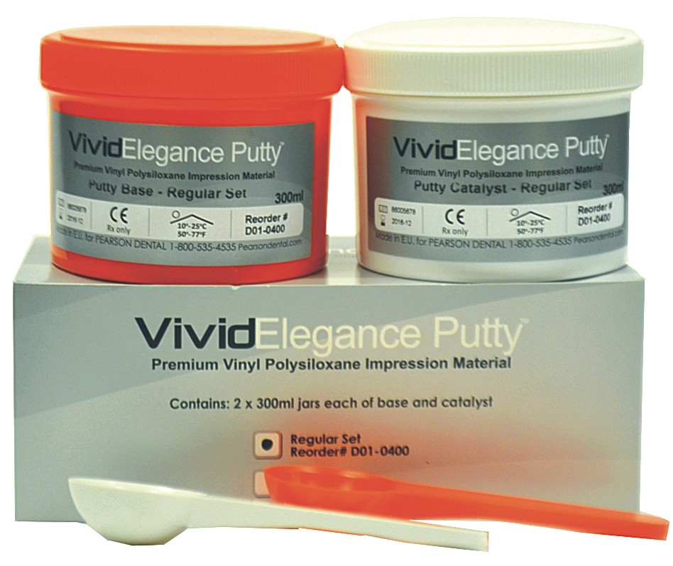 Image for Vivid Elegance Putty