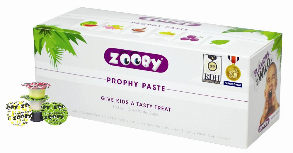 Image for Zooby Prophy Paste