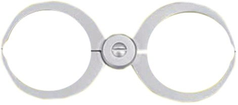 Orthodontic Bow Compass