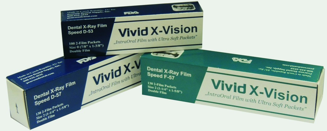 Image for Vivid X-vision