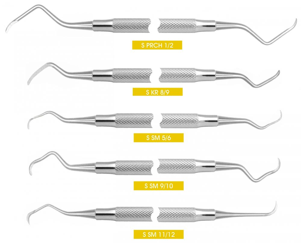 Image for Sharpedge Periodontal Surgical Curettes
