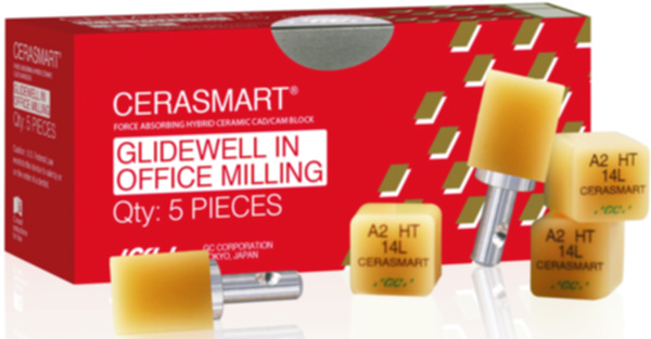 Image for Cerasmart® Glidewell In Office Milling