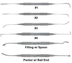 Schwert Sinus Lift Instruments (Schwert Sword) Dental