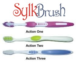 Image for Sylk Adult Toothbrushes