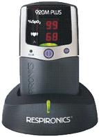 Image for Respironics® Digital Pulse Oximeter