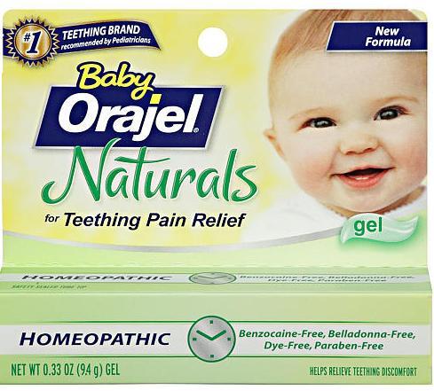 Baby Orajel Naturals Arm Amp Hammer Dental Product