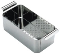 Image for Solid Side Drain Baskets (stainless Steel)