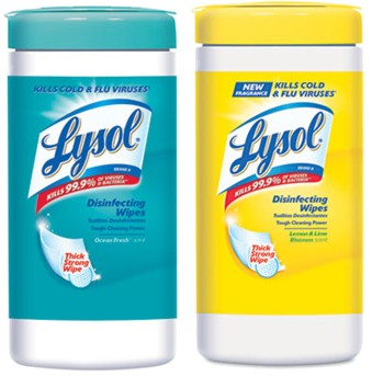 Image for Lysol Disinfecting Wipes