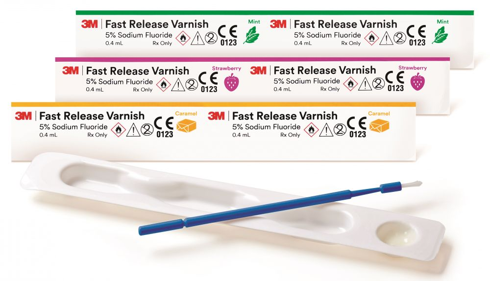 Fast Release Varnish (3M Espe) Dental Product | Pearson Dental