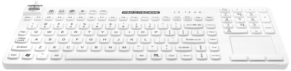 Image for Simply Cool Touch Keyboards