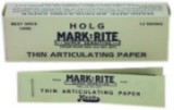 Mark Rite Dental Articulating Paper