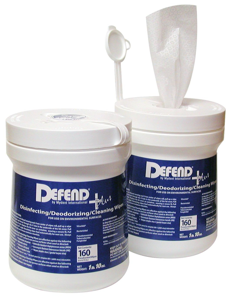 Image for Defend Plus Wipes