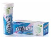 Confident Cleansing Tablets