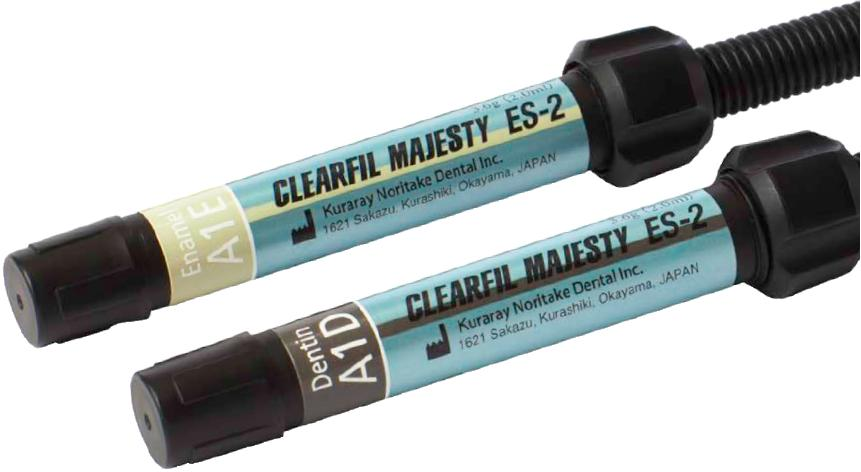 Image for Clearfil Majesty ES-2 Classic Syringe