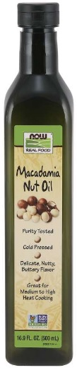 Macadamia Nut Cooking Oil