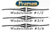 Image for Pearson Chisels D/e