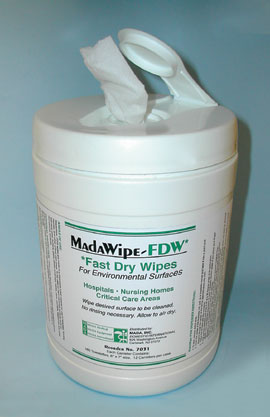 Image for Madacide-fdw Wipes