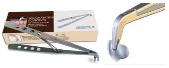 Image for Quickmatrix Forceps