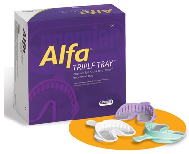 Image for Alfa™ Triple Tray