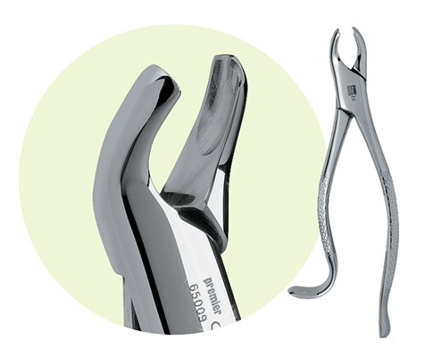 Image for Premier Forceps Upper Molars