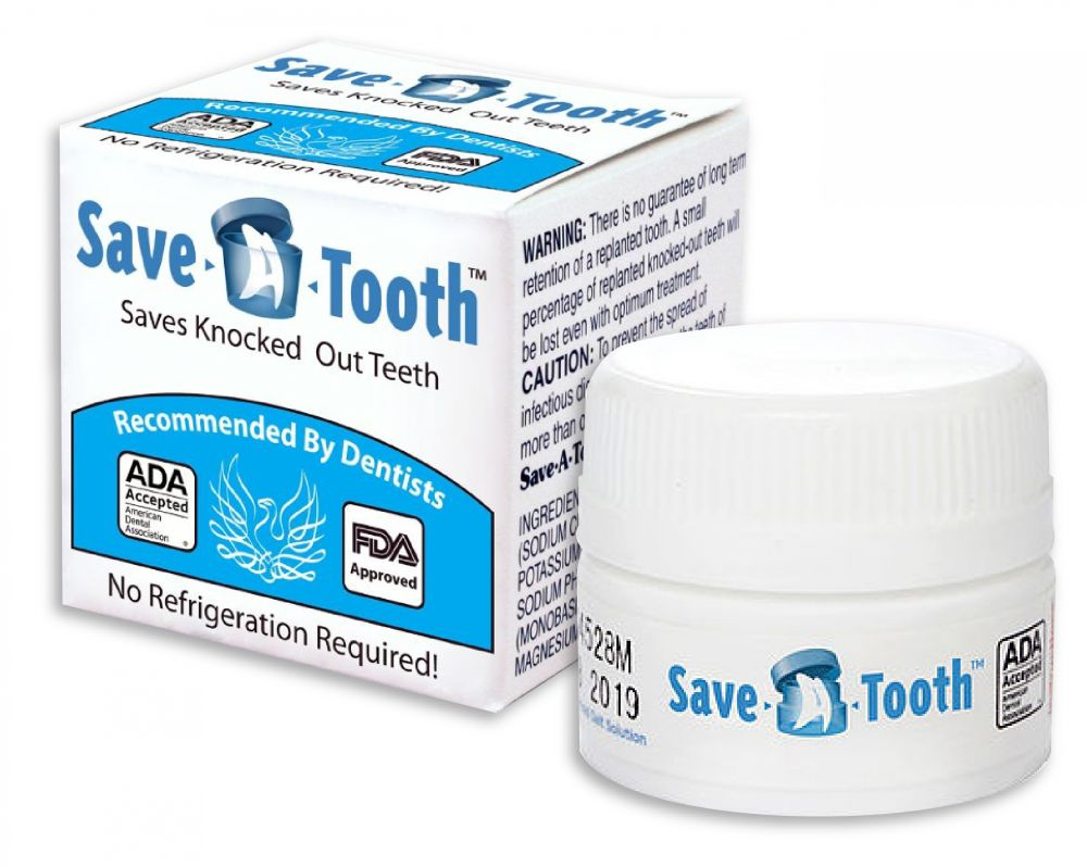 Save-a-tooth
