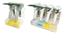 Split Cartridge Dental Impression Dispensing Gun