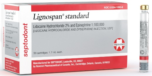 Image for Lignospan® Standard