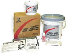 Image for Sharps Dental Amalgam Recycling System