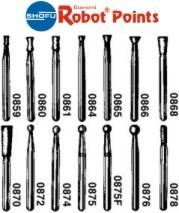 Image for Robot Points FG Diamonds 0859 - 0878
