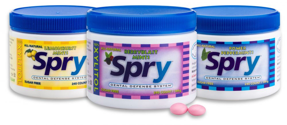 Image for Spry Xylitol Mints