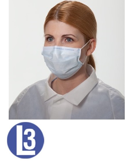 Image for Fluidshield Procedure Masks