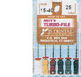 Image for Mity Turbo K-files 31mm