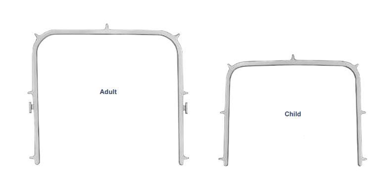Ydm Young Rubber Dam Frames (YDM) Dental Product | Pearson Dental