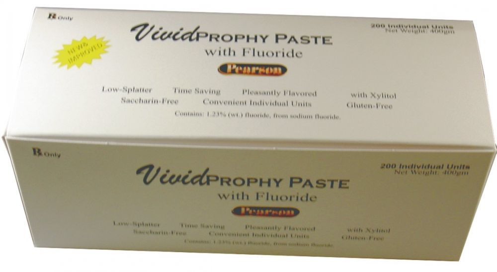 Image for Vivid Prophy Paste