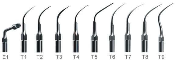Vivid T-series Scaler Tips