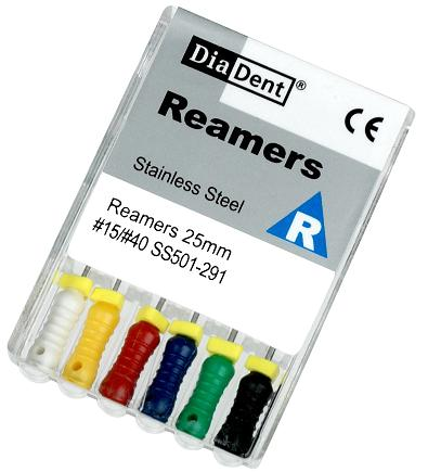 Image for Diadent Reamers 21mm