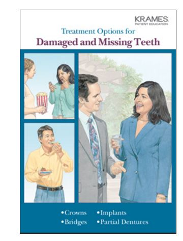 Image for Treatment Options For Damaged/missing Teeth,crowns,bridges,implants