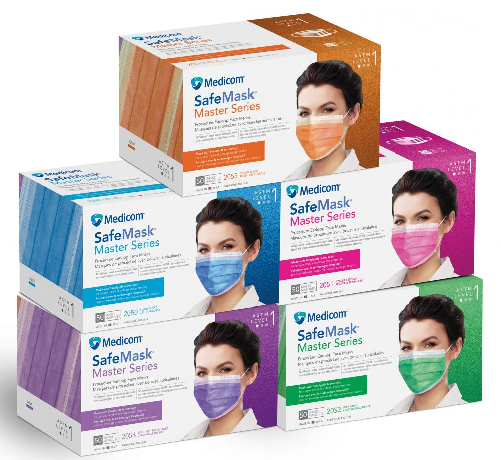 Image for Safe Mask Master Series Plus