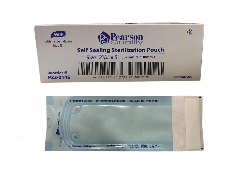 Image for PQ Autoclave Pouches
