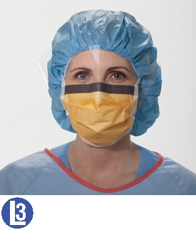 Image for Pfr 95® Particulate Filter Respirator Mask W/fluidshield