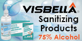 Visbella Disinfecting Wipes