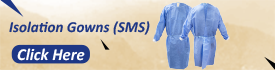 Isolation Gowns SMS