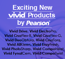 Exciting New Vivid Products