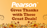 Pearson give Thanks