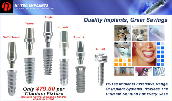 hitec implants